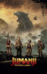 'Jumanji: Welcome to the Jungle' from the web at 'http://tylermovies.com/wp-content/uploads/2017/11/bXrZ5iHBEjH7WMidbUDQ0U2xbmr-165x260.jpg'
