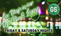 Live Music - Fri/Sat Nights