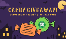 Candy Giveaway!